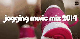 jogging mix music 2014
