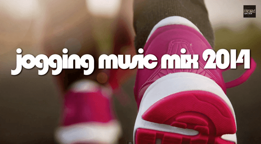 jogging mix music 2014