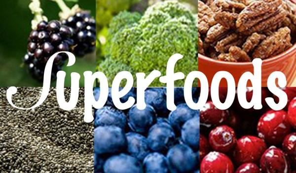 10 νόστιμα superfoods, να έχει η διατροφή σου… Μάθε ποιά είναι…