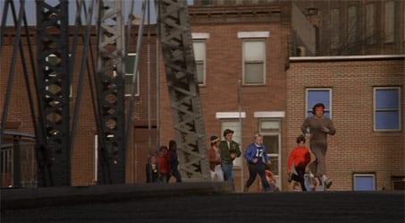 Rocky Running Scene 4