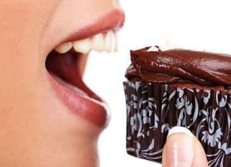 cake mouth