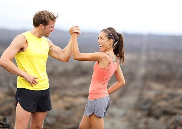runners success