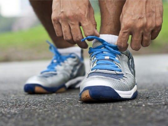 Πώς να επιλέξετε τον κατάλληλο τύπο παπουτσιού | Runner