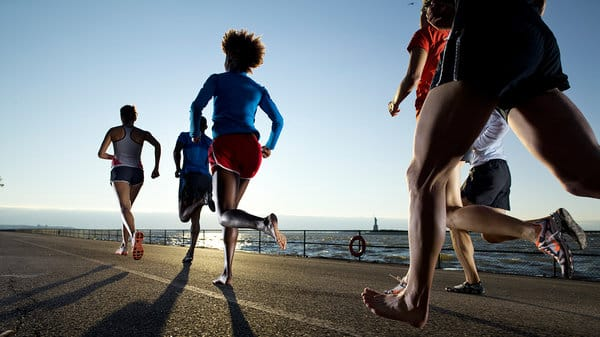 Τρέξε 8 χιλιόμετρα κάθε εβδομάδα