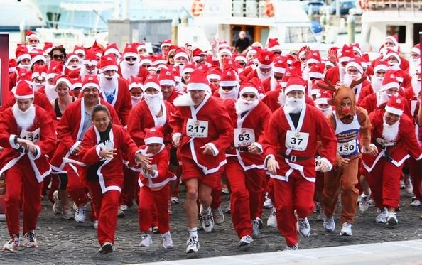athens santa run 2