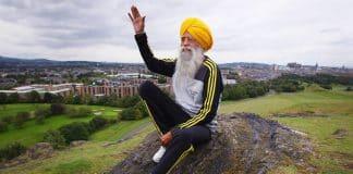 Eldest Marathoner Fauja Singh