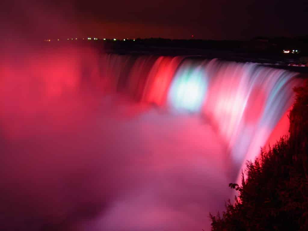 Niagara Falls Marathon amazing
