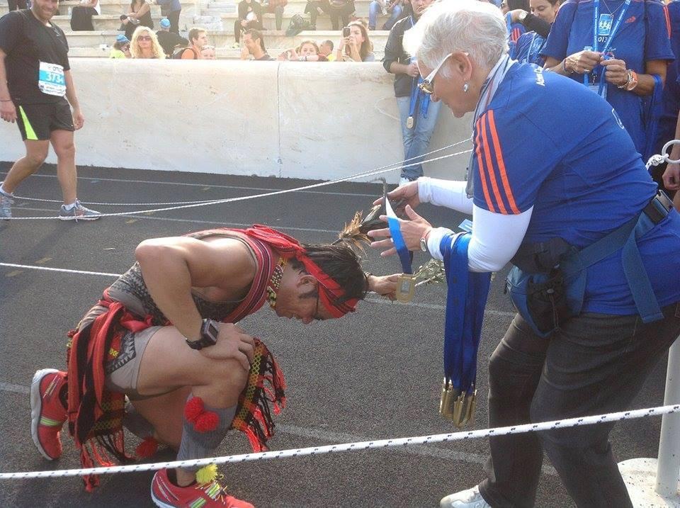 33os marathonios athinas