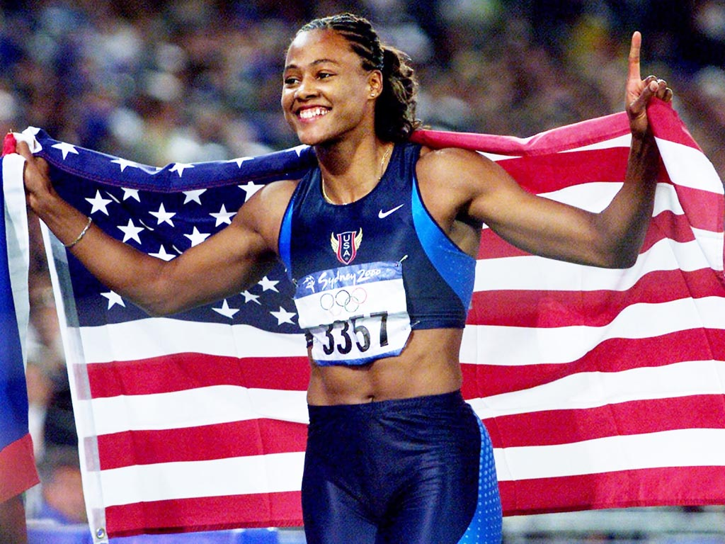 marion jones doping