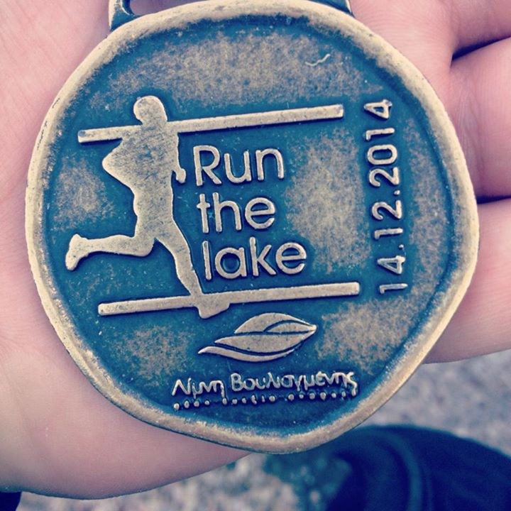 run the lake metallio