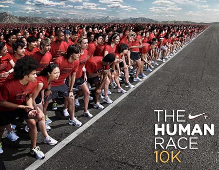 running 10k