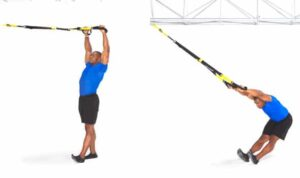 Overhead Back Extension
