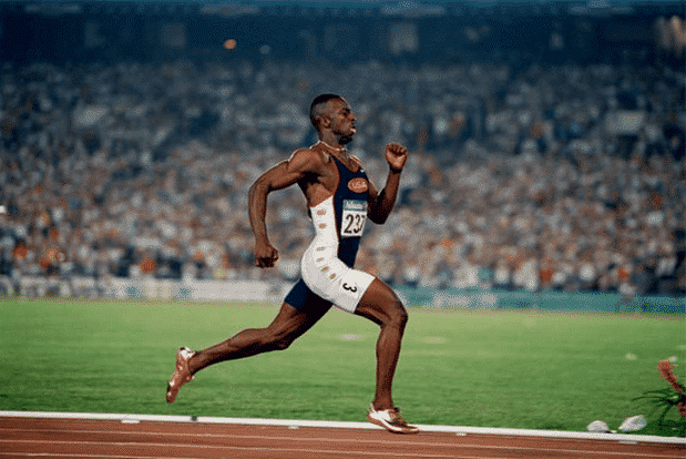 michael johnson 400m