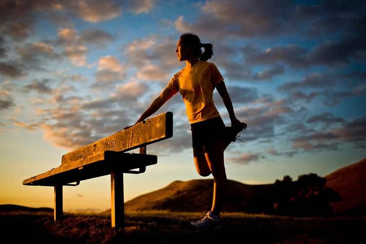 runner bench