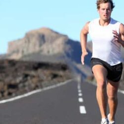 runner mountain