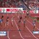 Απίστευτη κούρσα 4 χ 400 m γυναικών στα τελευταία μέτρα