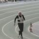 95 χρονος κάνει ρεκόρ στα 200m – Video