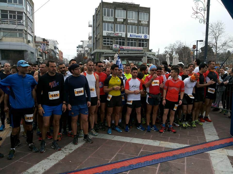 apotelesmata xanthi city trail 2015