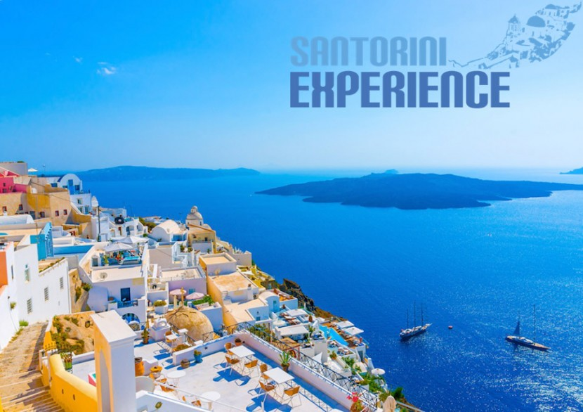 Santorini Experiece – 1-3 Μαίου | Σαντορίνη