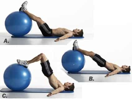 swiss-ball-hamstring-curls-for-stability