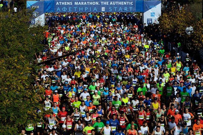 marathonios dromeis