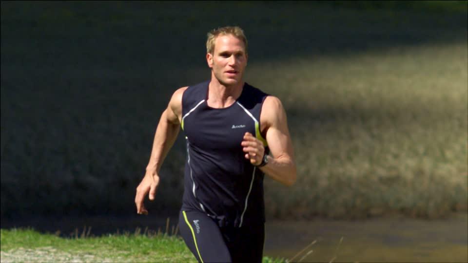 runner body