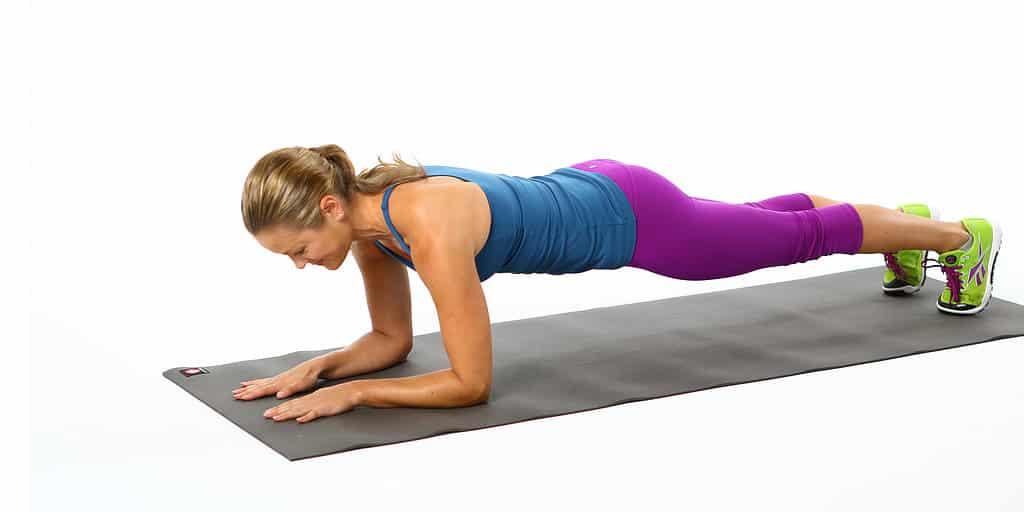 plank woman stroma