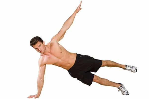 Paddle-Healthy-Side-Plank-Arm-Lift
