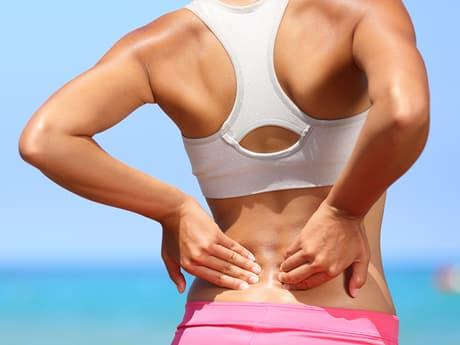 Ασκήσεις για μια υγιή μέση