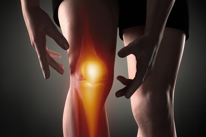 knee graphic