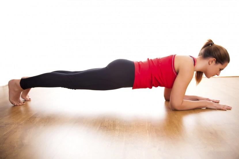 30 days plank Challenge (Day 24)
