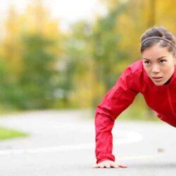 bodyweight workout routine