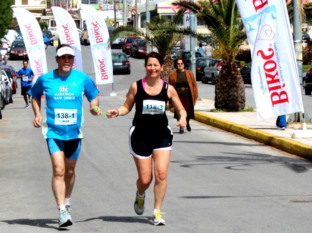 tiflos marathonodromos