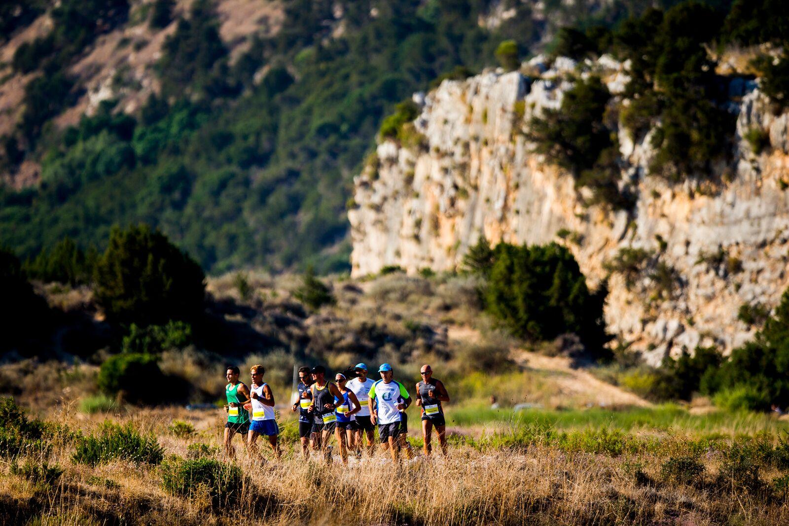 navarino challenge running