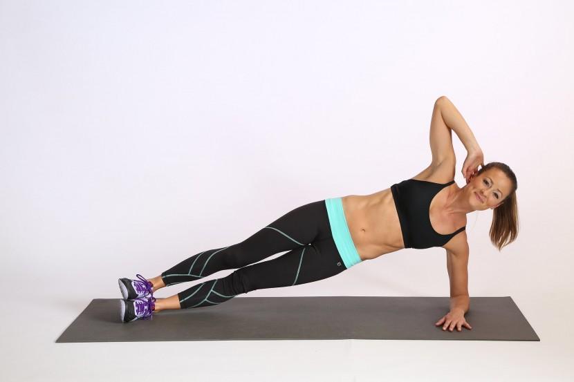 Ασκήσεις κορμού για καλύτερη ισορροπία