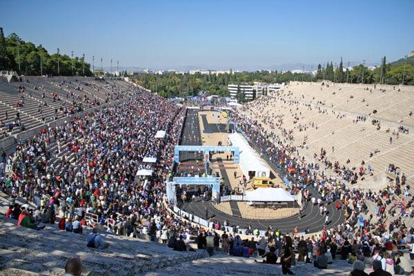 Athens Classic Marathon Greece