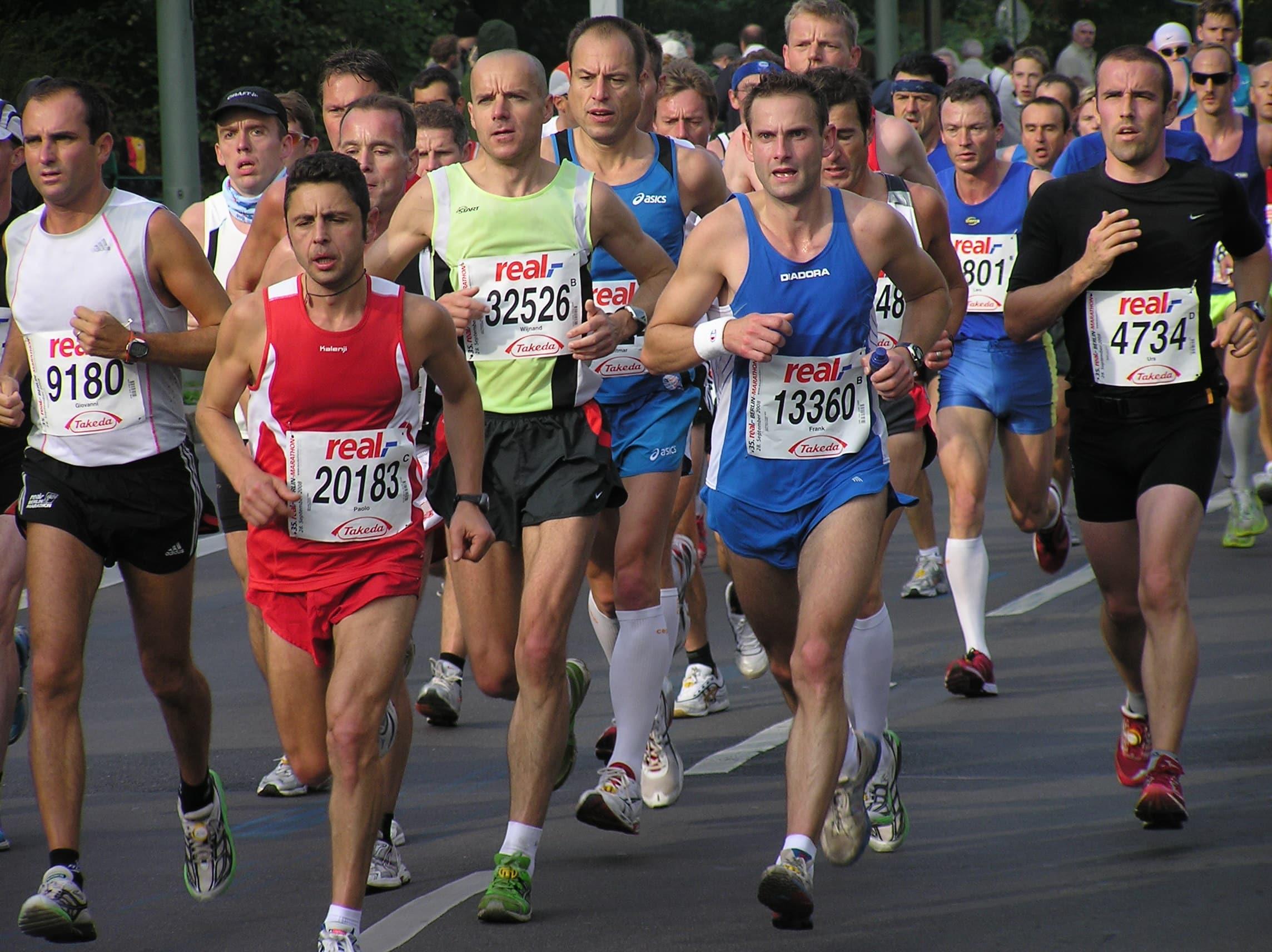marathonios istoria pagkosmia rekor