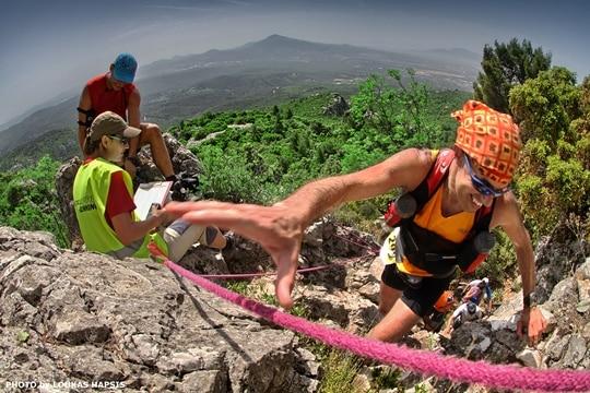 Αποτελέσματα Alpamayo Pro Trailrace 2016 στην Πάρνηθα