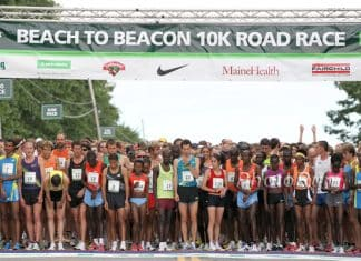 2010 Beach to Beacon 10km