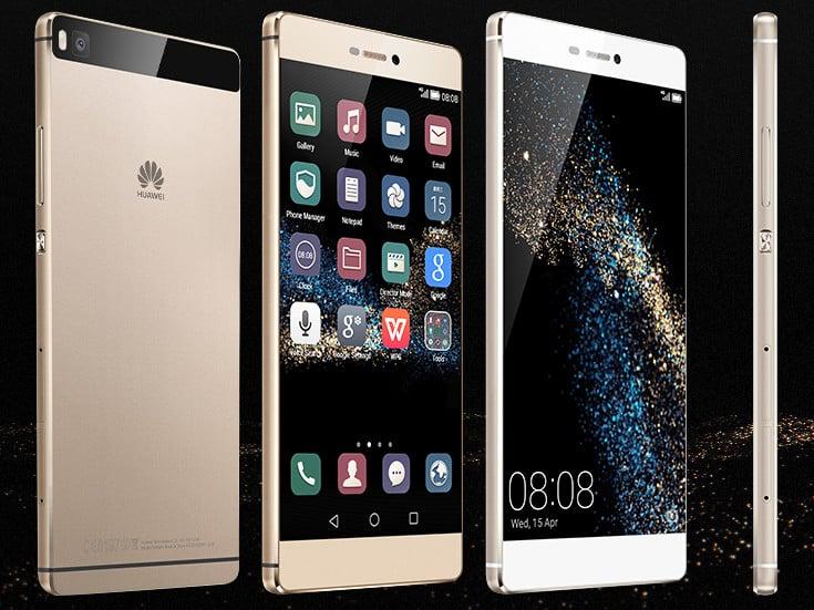 Κέρδισε 4 Huawei P8 συνολικής αξίας 1.360 ευρώ