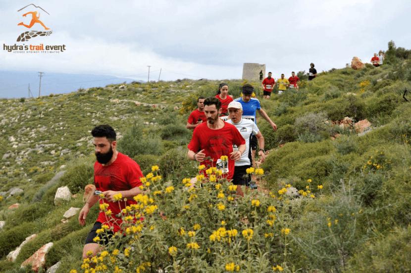 Αποτελέσματα Hydras Trail Event 2016 – Όλα τα αποτελέσματα ( συνεχής ενημέρωση )