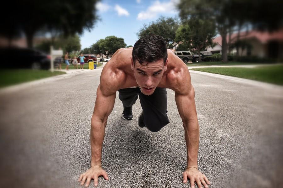 Κάψε το λίπος και προπονήσου περισσότερο