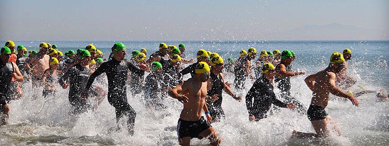 Αποτελέσματα Almira Triathlon 2016