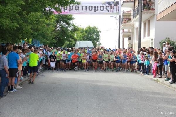 2ος αγώνας δρόμου Νεάπολης  26 Ιουνίου |Νεάπολη Κοζάνη