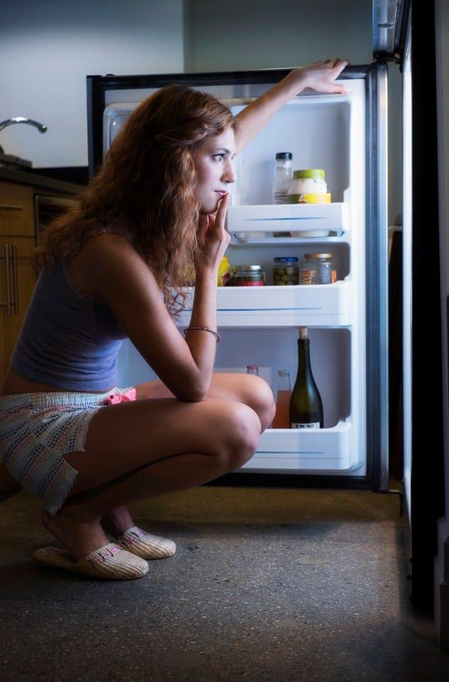Βραδινά σνακ και απώλεια σωματικού βάρους
