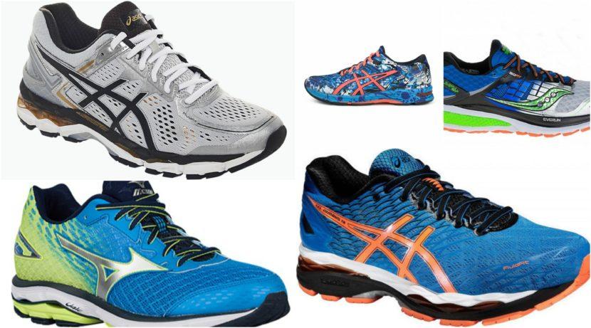 8 Δυνατές Προσφορές έως και -50ευρώ για Asics , Adidas , Mizuno , Saucony & Reebok