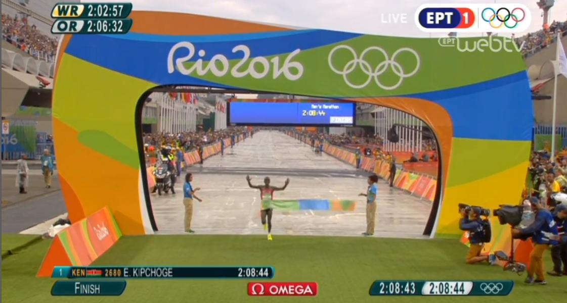 Ο μεγάλος νικητής στο Μαραθώνιο του Ρίο 2016
