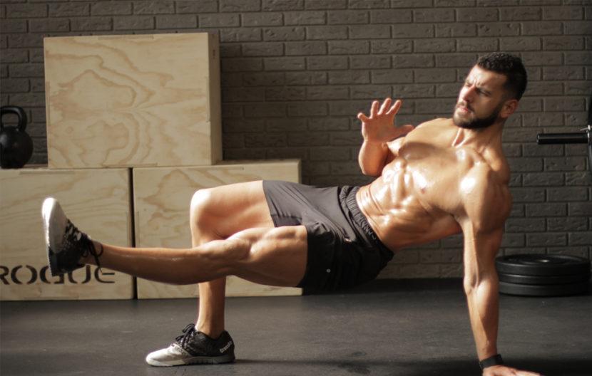Η προπόνηση διάρκειας 15 λεπτών, μόνο με το βάρος του σώματος που θα σε κουράσει περισσότερο