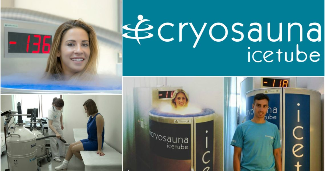 Cryosauna Icetube – Κρυοθεραπεία ή Κρυοσάουνα σε ένα ιδανικό χώρο στη Γλυφάδα