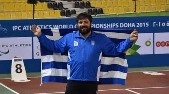 5ο Μετάλλιο για την Ελλάδα μας στους Παραολυμπιακούς αγώνες με νέο Χρυσό!
